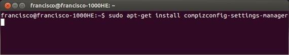 Instalando Compiz Fusion en Ubuntu 13.04