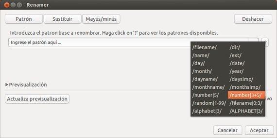 Ubuntu rename files random