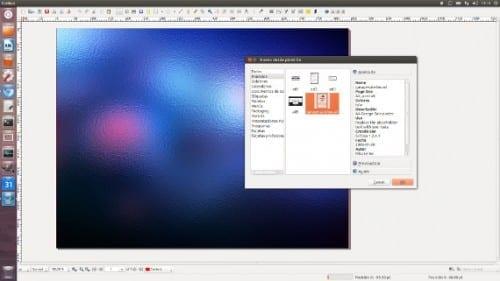 Scribus, una herramienta de publicación en Ubuntu