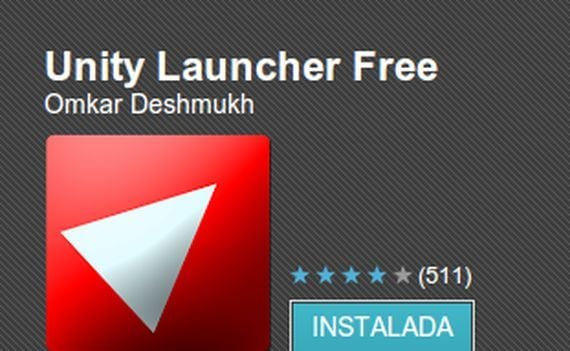 Unity Launcher para dispositivos Android