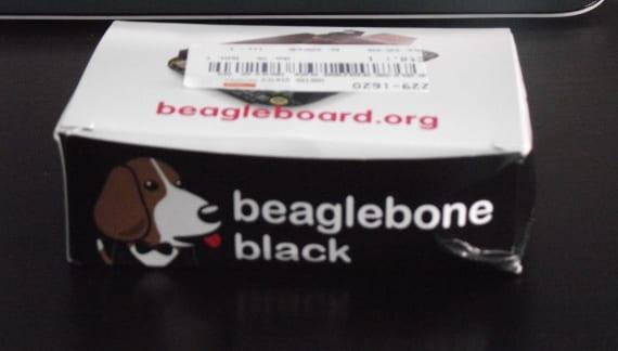 BeagleBone Black, unboxing