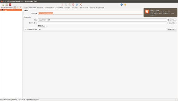 Editar menús en Ubuntu