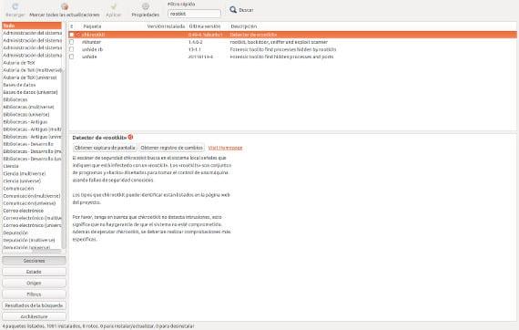 Rootkits en Ubuntu, cómo descubrirlos