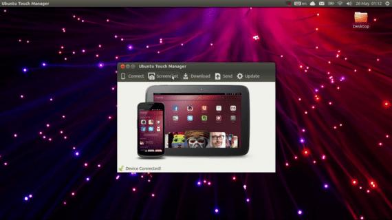 Ubuntu Touch Manager