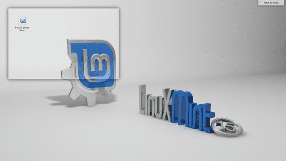 Linux Mint 15 Olivia KDE RC
