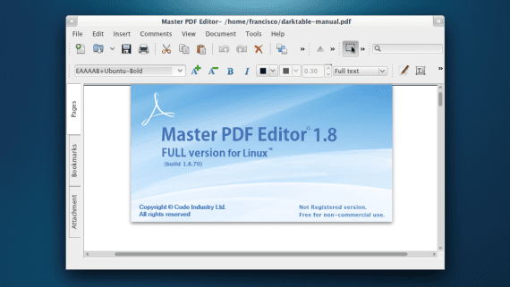 Master PDF Editor 1.8.70