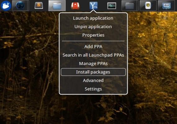 DockBarX en Xfce, cómo poner la barra de Windows 7 en Xfce