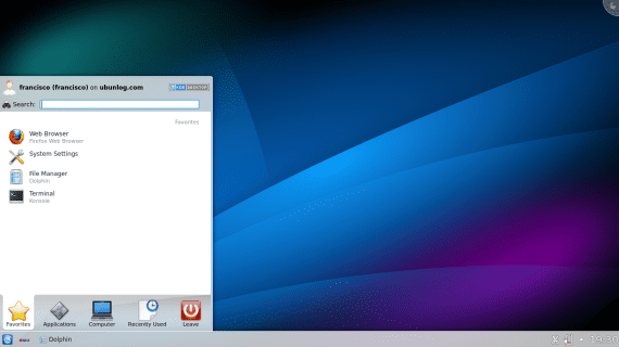 Instalar KDE en Ubuntu