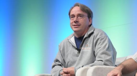 Linus Torvalds, LinuxCon Europa 2011
