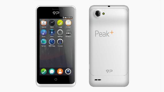 Peak+ Firefox OS