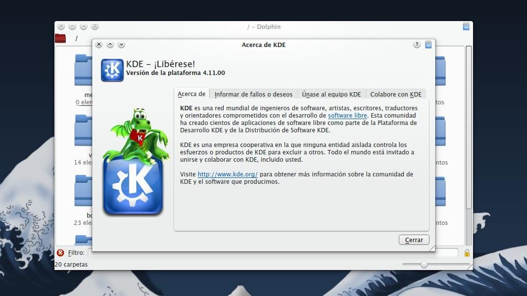 KDE SC 4.11 en openSUSE 12.3