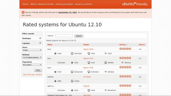 Ubuntu Friendly