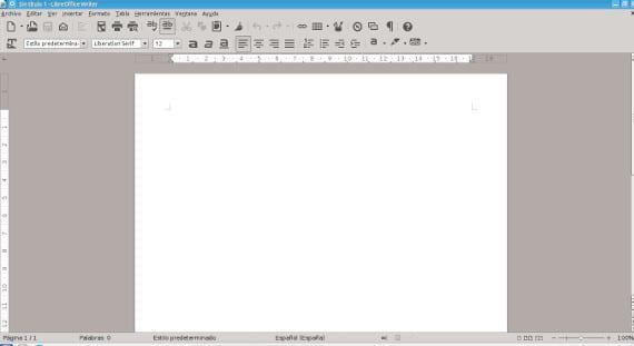 Cómo poner LibreOffice en castellano