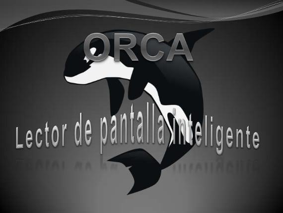 Orca, un buen programa para invidentes