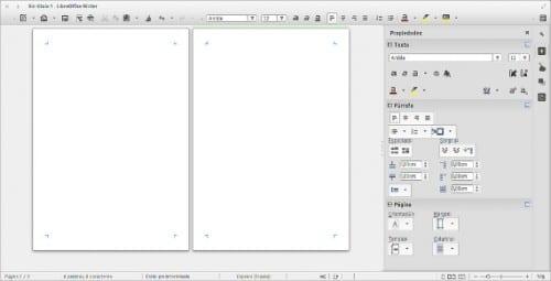 Libreoffice al estilo de Elementary OS