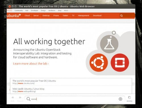 Canonical quiere cambiar a Ubuntu