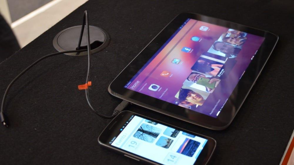 Ubuntu Touch (Foto: Tablet News)