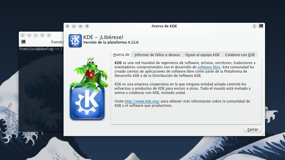 KDE SC 4.12 en openSUSE 13.1