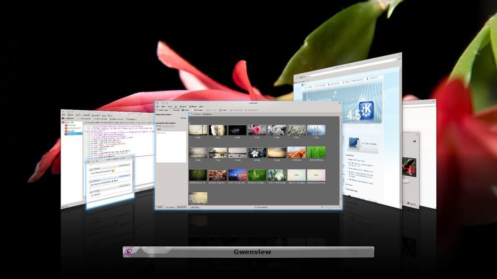 KWin en KDE Plasma Desktop