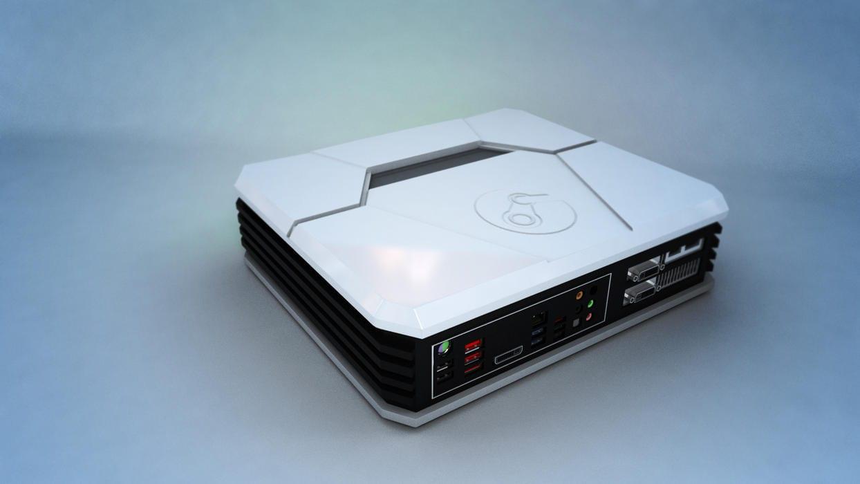 CyberPowerPC Steam Machine A