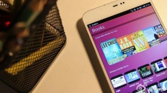 Meizu MX3 con Ubuntu Touch