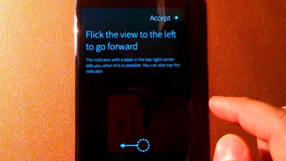 Sailfish OS en el Nexus 4