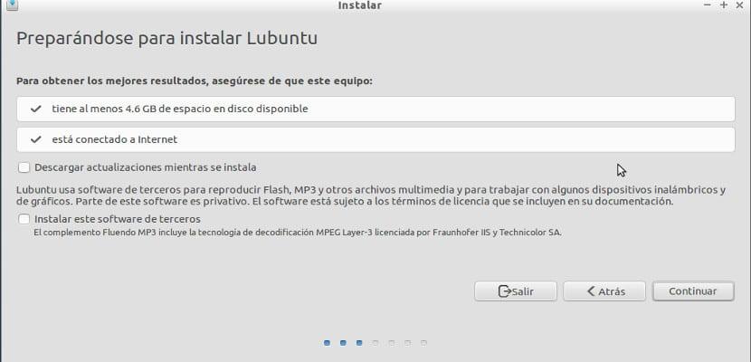 Instalación de Lubuntu (2)