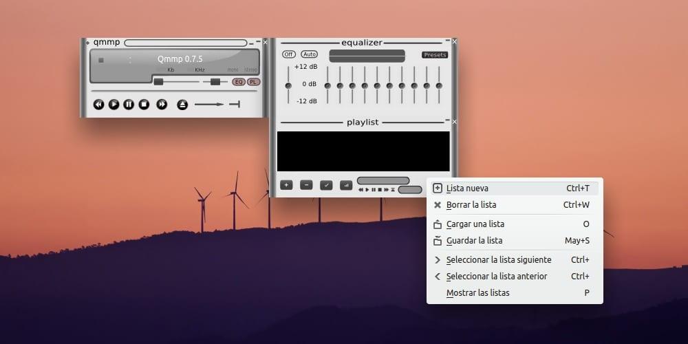 Qmmp en Kubuntu 13.10