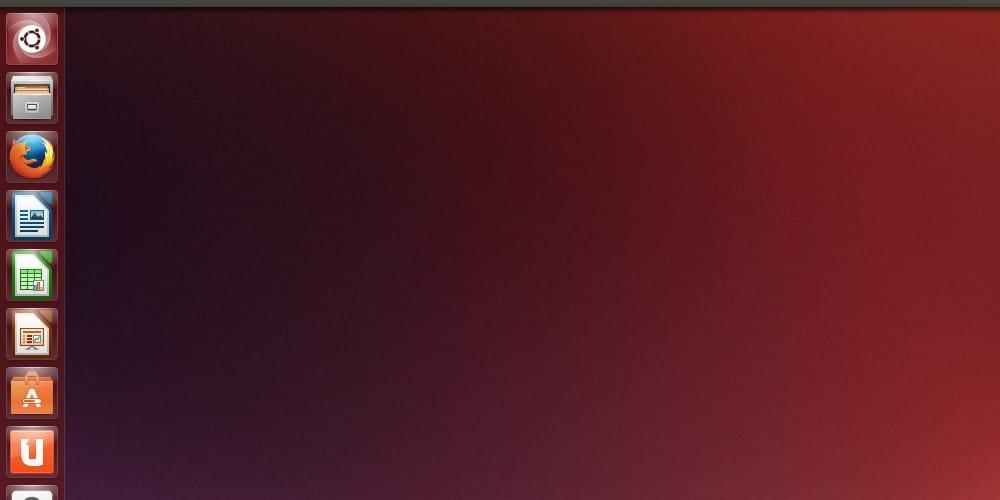 Ubuntu, lanzador de Unity