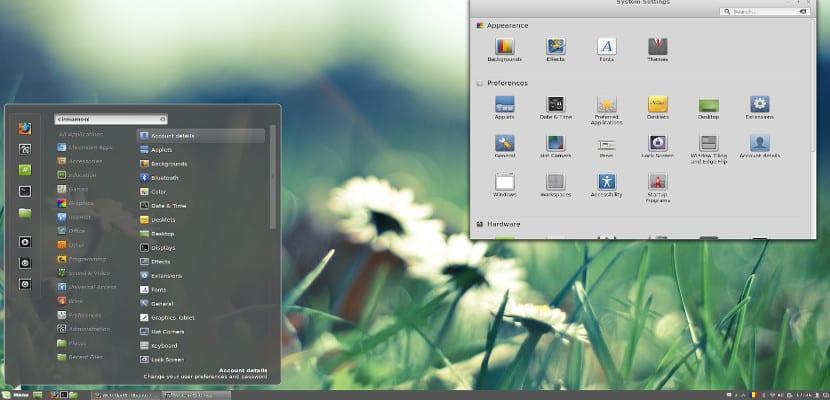 Cinnamon 2.2, una nueva versión con grandes mejoras visuales