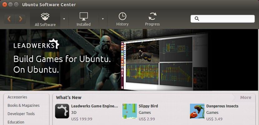 Leadwerks ya se encuentra disponible en el Centro de Software de Ubuntu
