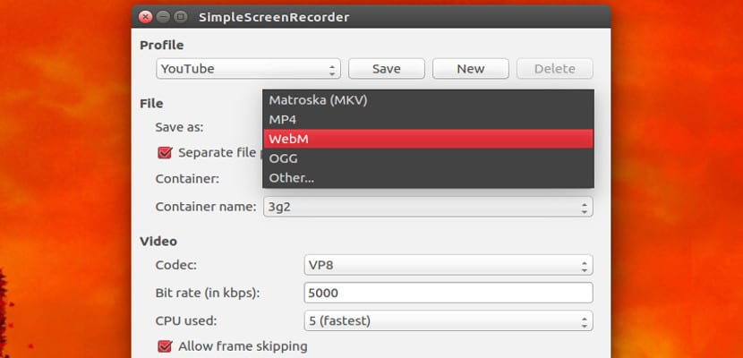 Simple Screen Recorder se actualiza