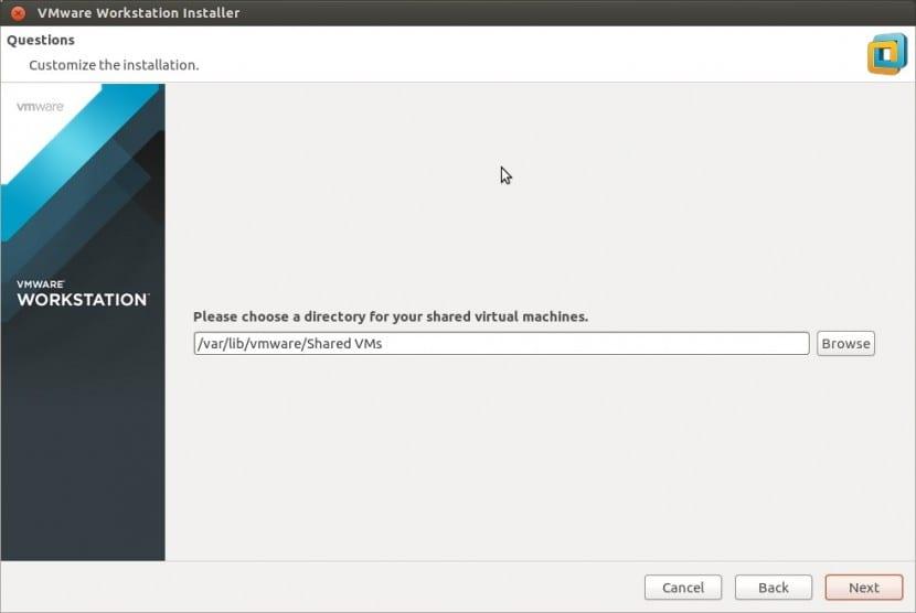 vmware instalacion ubuntu