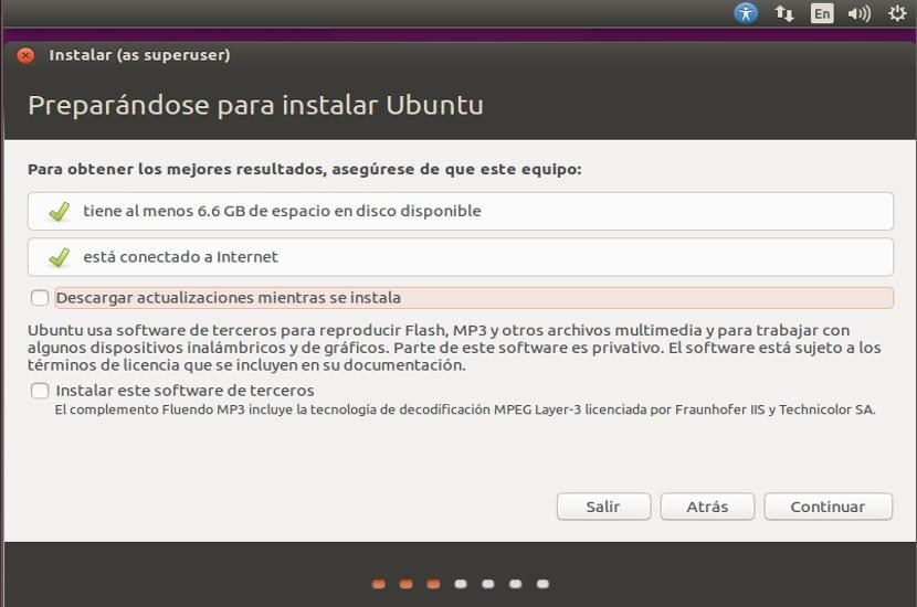 Ubuntu 15.04 Instalación