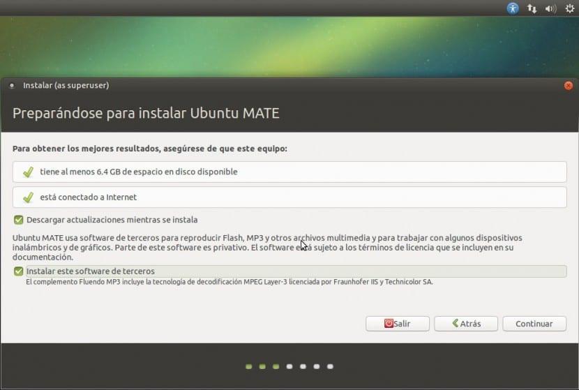 Instalar Ubuntu MATE 2