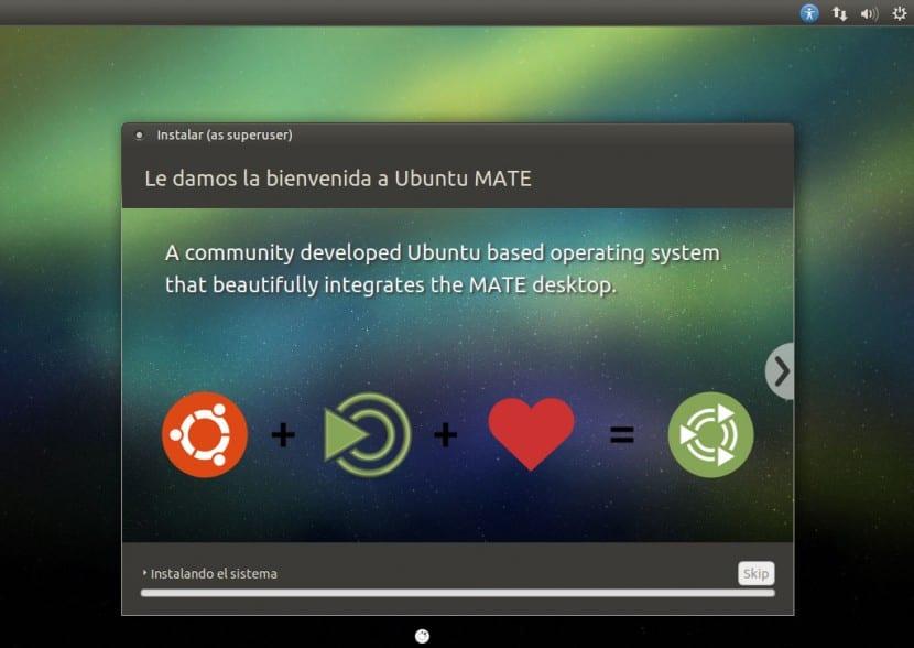 Instalar Ubuntu MATE 7