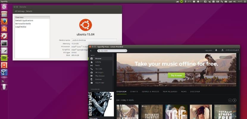 Libgcrypt11 hace que Spotify y Brackets no funcionen en Ubuntu 15.04