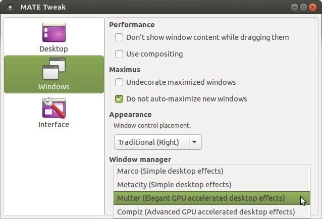 ubuntu mate metacity mutter
