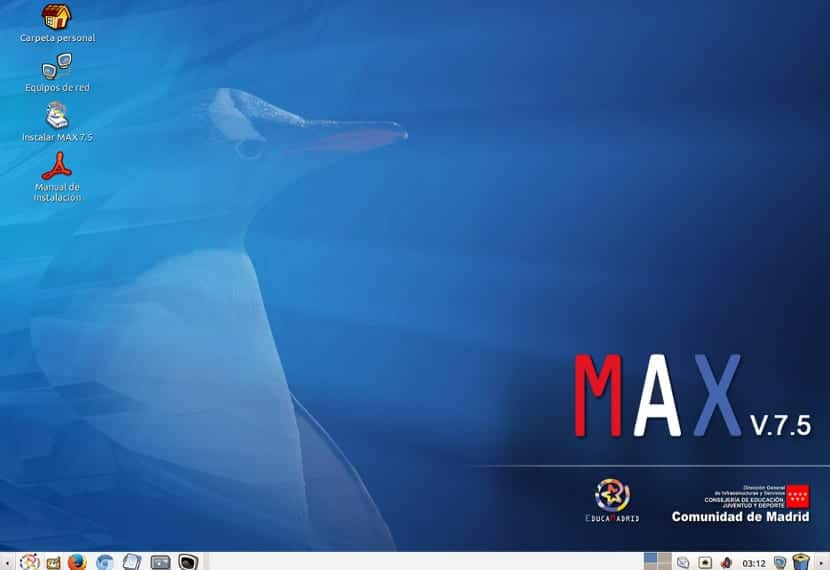 MAX Linux