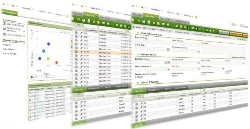 3 programas ERP para usar en nuestro Ubuntu