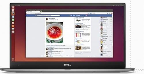 Dell XPS 13 Developer Laptop