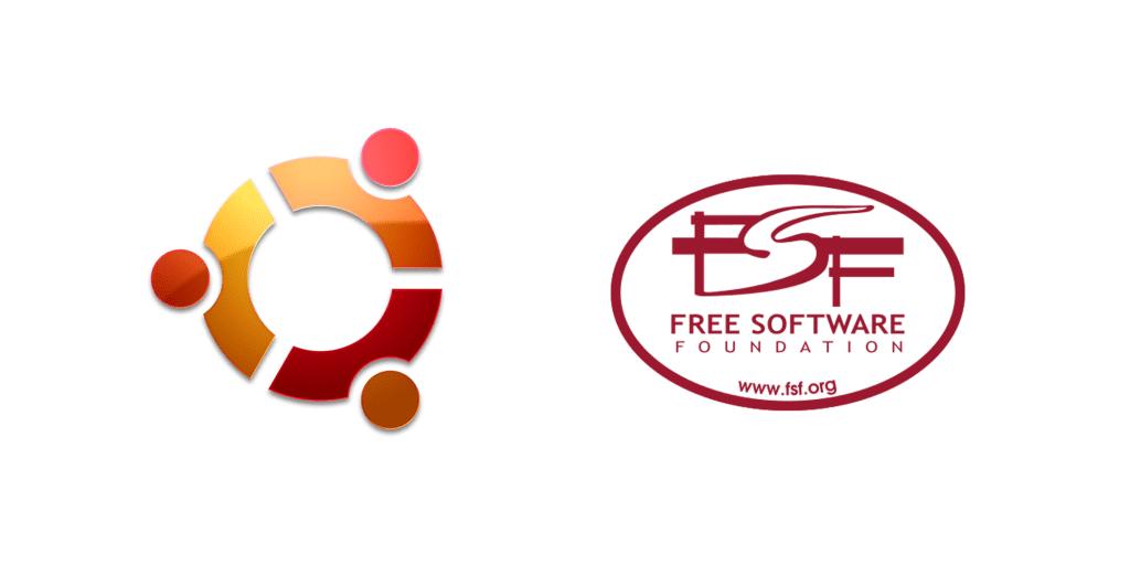 Ubuntu ya es más amigable con la FSF