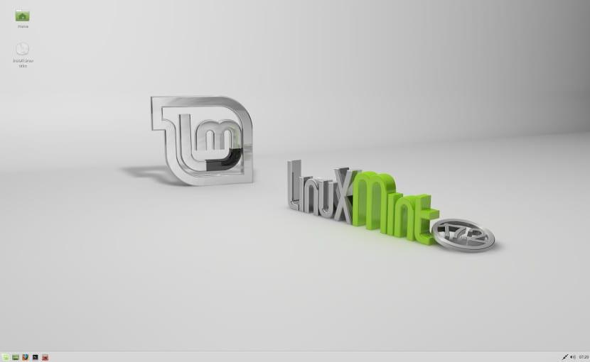 Linux Mint 17.2 Xfce