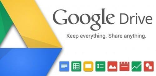 google drive y Google Docs