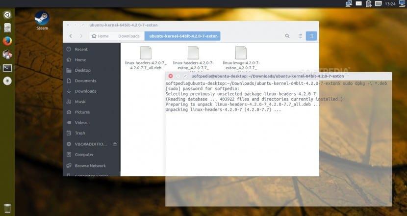 linux 4.2 en Ubuntu