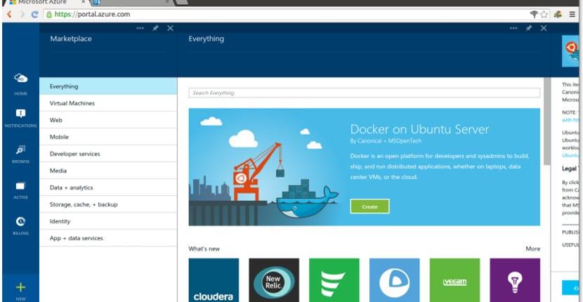 Microsoft Azure con Ubuntu