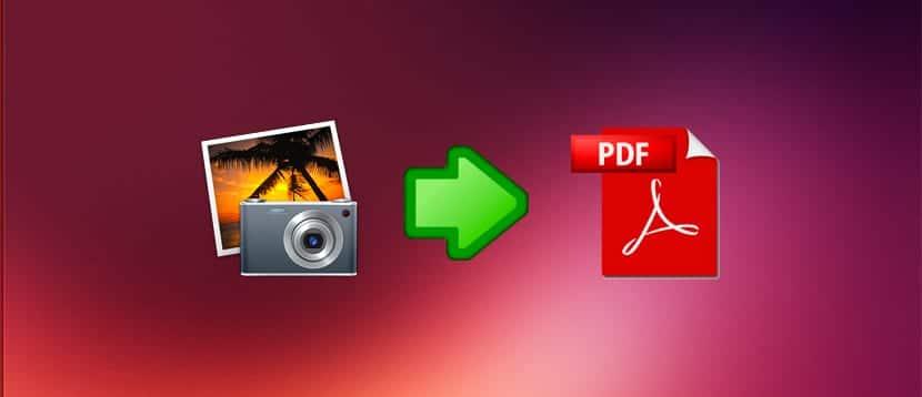 pdf con imágenes