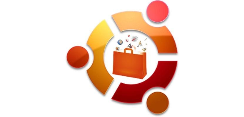Logotipo de Ubuntu packages