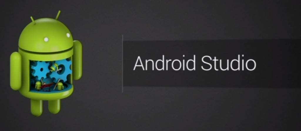 Logotipo de Android Studio.