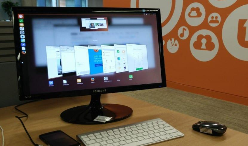 Nexus 4 con Ubuntu Phone